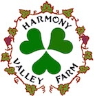 Harmony Valley Farm logo