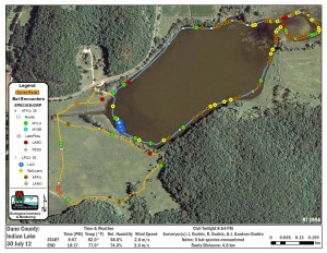 2012 water survey